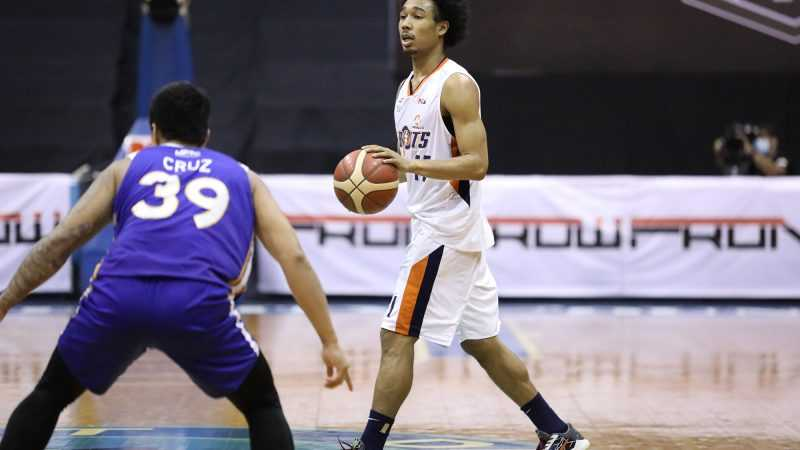 PBA: Chris Newsome named Player of the Week