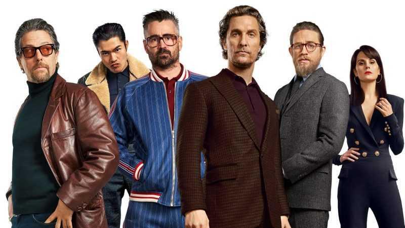 'The Gentlemen' TV series in development with Guy Ritchie