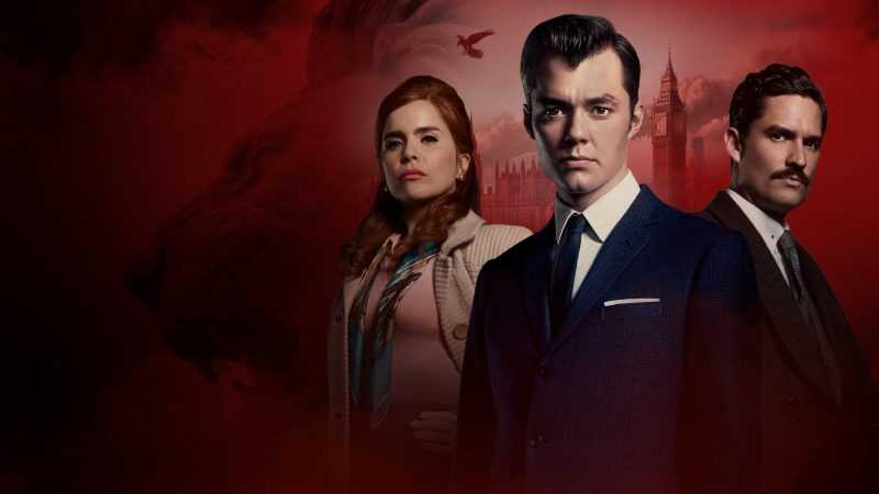 'Pennyworth' season 2 to premiere in December on Epix