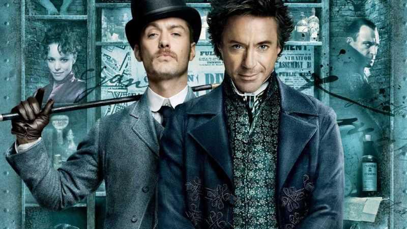 Robert Downey Jr planning a 'Sherlock Holmes' Cinematic Universe