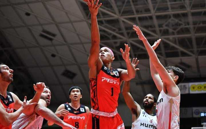 Japan B.League: Thirdy Ravena scores career-high 18 in NeoPhoenix home debut