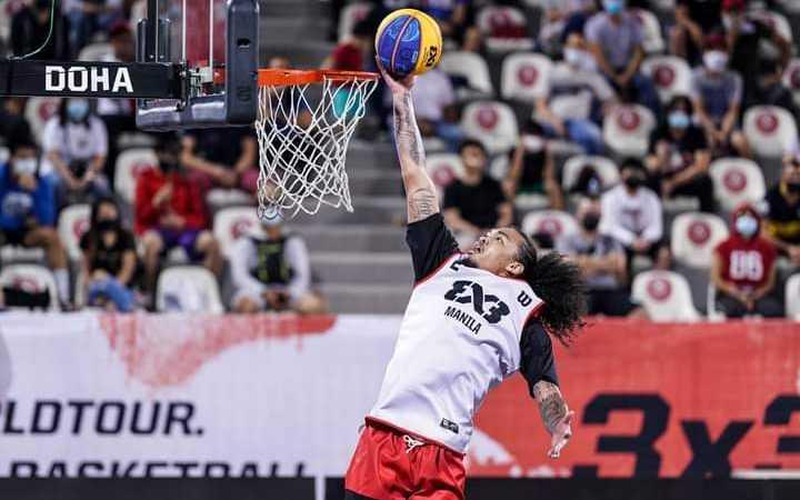 FIBA 3×3: Munzon, Manila Chooks bow out of Doha Masters
