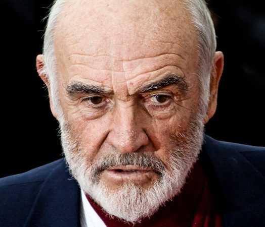 Legendary British actor Sean Connery passes away
