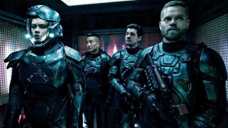 'The Expanse' renewed for final season 6 minus Cas Anvar