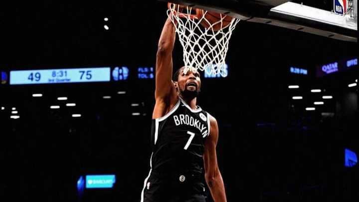 NBA highlights: Durant, Irving combine for 48 as Nets win opener