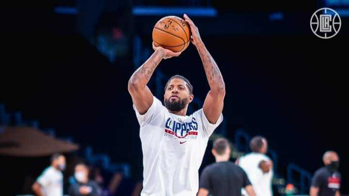 NBA highlights: Paul George drops 33 as Clippers spoil Lakers' ring night