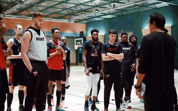 NBA: Heat's Erik Spoelstra voted by GMs as best coach, motivator