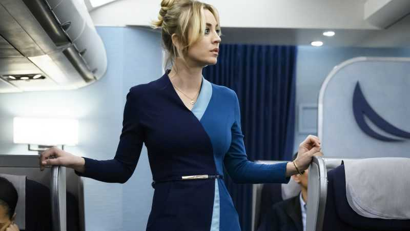'The Flight Attendant' with Kaley Cuoco renewed for season 2