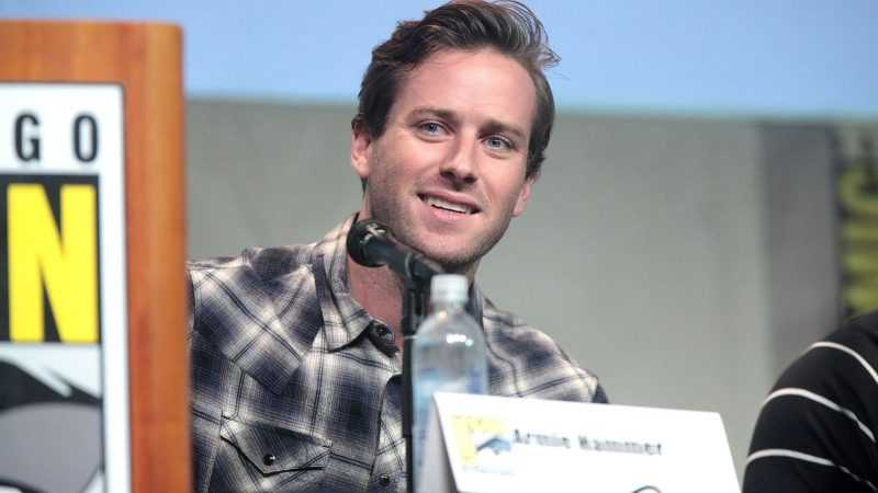 Armie Hammer lands lead in 'The Offer' limited series from Paramount+