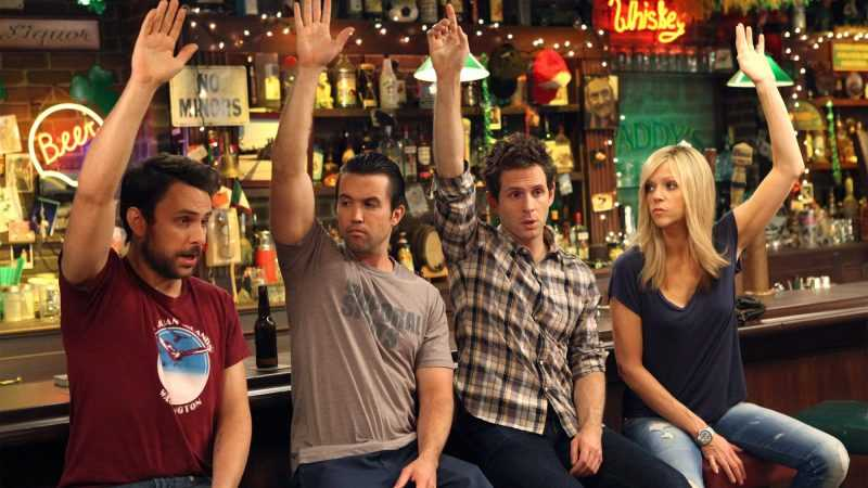 'It's Always Sunny in Philadelphia renewed for 4 more years ahead of season 15