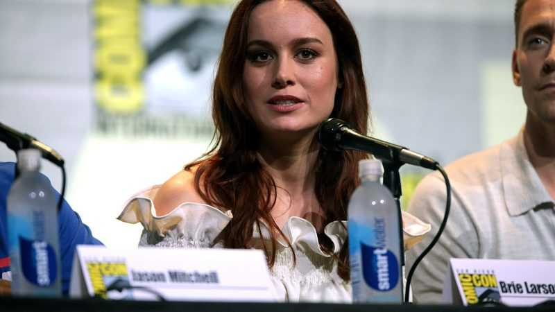 'Captain Marvel' 2: Brie Larson starts training from her home gym