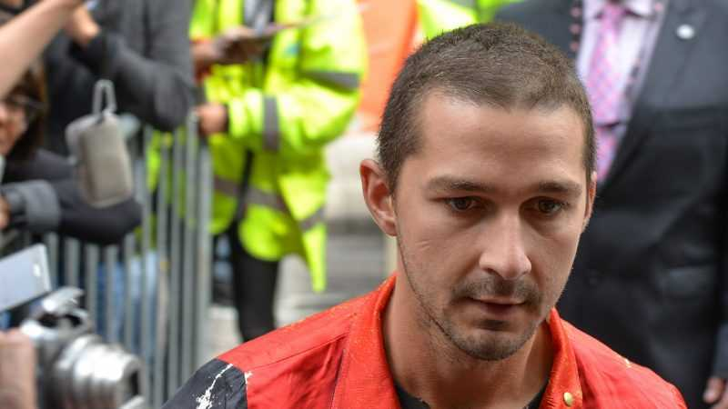 Shia LaBeouf, Margaret Qualley split up amid abuse allegations