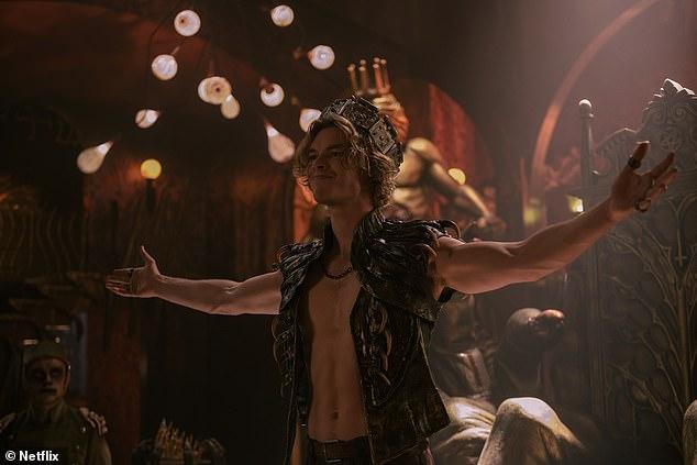 Netflix's 'Vikings: Valhalla' completes cast led by Sam Corlett