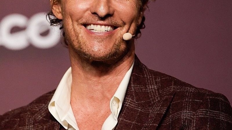 Matthew McConaughey wants to wrestle at the WWE