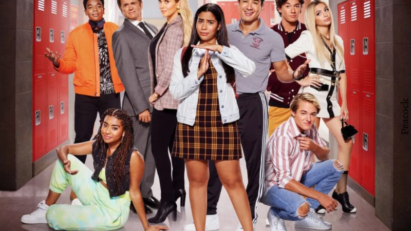 'Saved by the Bell' reboot renewed for season 2 on Peacock