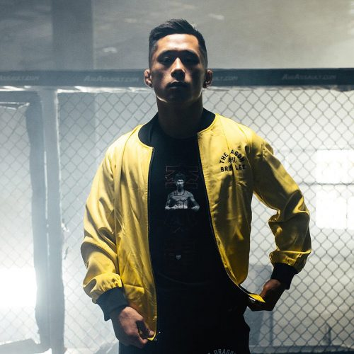 'ONE x Bruce Lee' Co-Branded Athleisure Capsule Collection