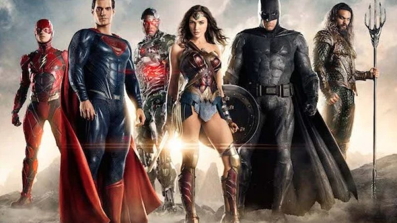 Zack Snyder's 'Justice League' Set for March 18 Debut on HBO MAX