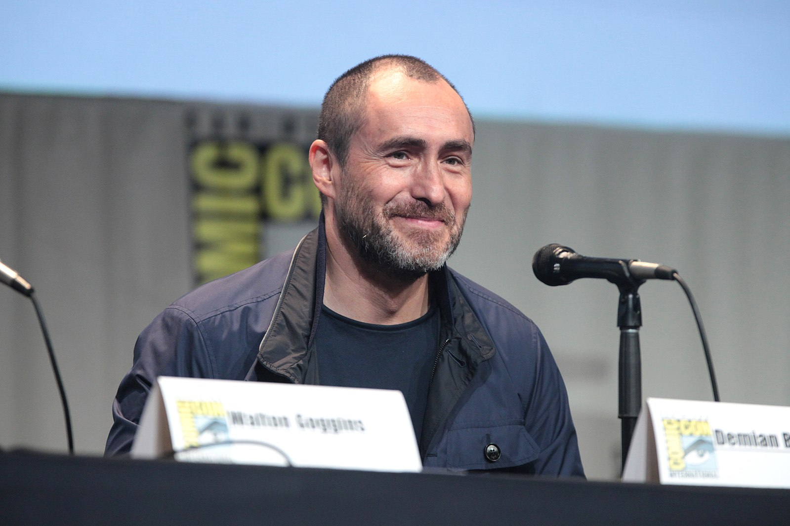 Demian Bichir Let the Right One In