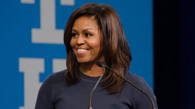 The First Lady': Michelle Obama thrilled Viola Davis is playing her