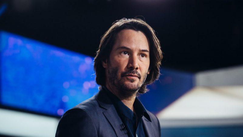 'BRZRKR' live-action movie from Keanu Reeves set on Netflix
