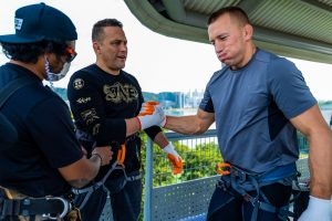 GSP and Gracie - Physical Task