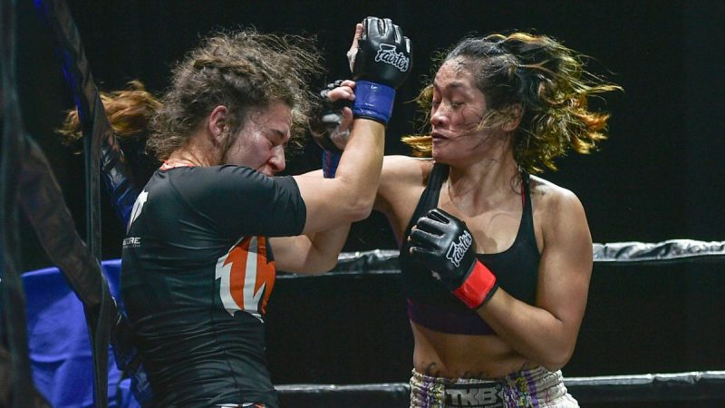 ONE Championship: Team Lakay coach excited for debuting Jenelyn Olsim