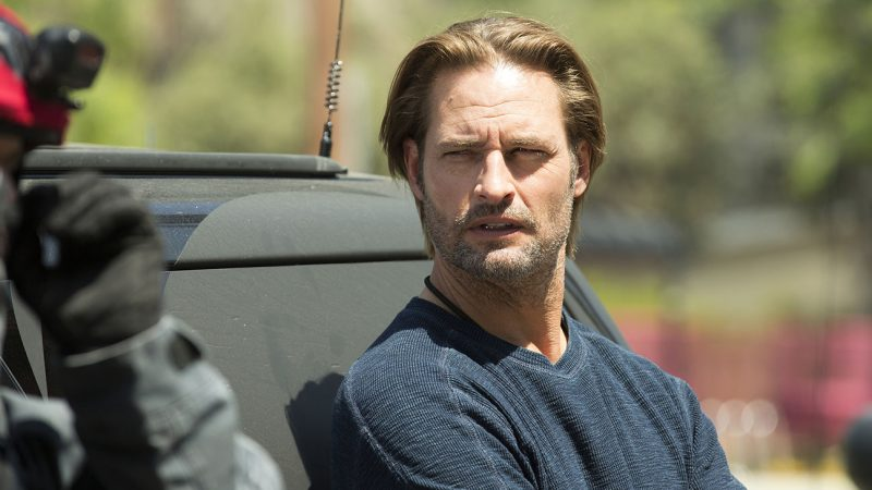 'Lost' actor Josh Holloway reunites with JJ Abrams for 'Duster'