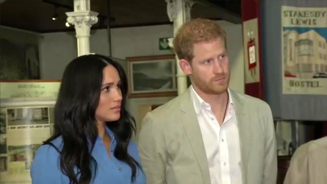 'Harry & Meghan: Escaping the Palace' TV-movie to air on Lifetime