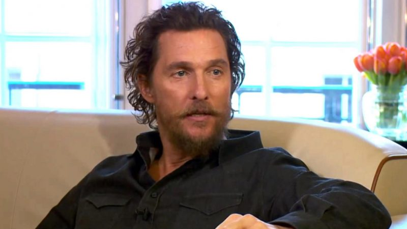 Matthew McConaughey reprising 'A Time to Kill' role new HBO TV series
