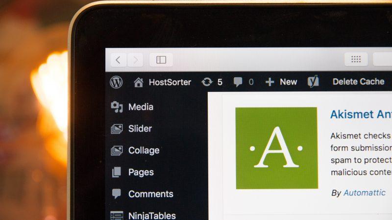 The Best Website Builder for Bloggers