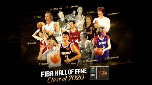 2020 FIBA Hall of Fame Class