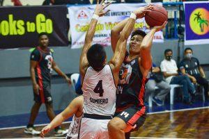 2021 Chooks-to-Go VisMin Super Cup - Visayas - Tabogon vs Dumaguete [photo from Mannie Gabas]