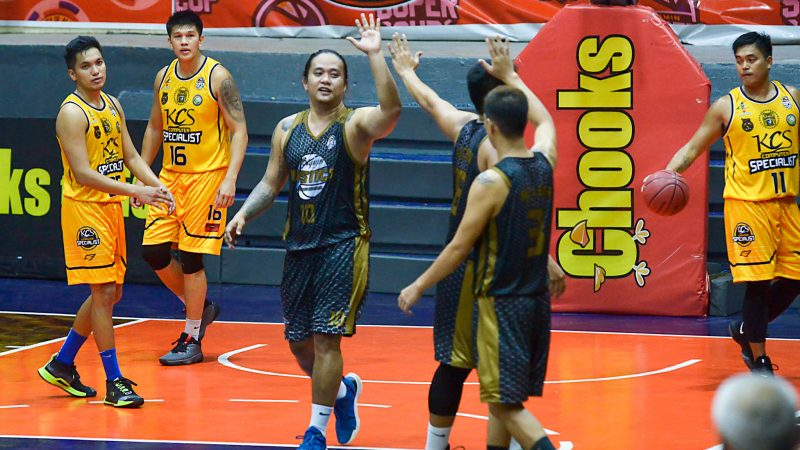 Pilipinas VisMin Super Cup : Siquijor players Castellano, Sereno off the hook