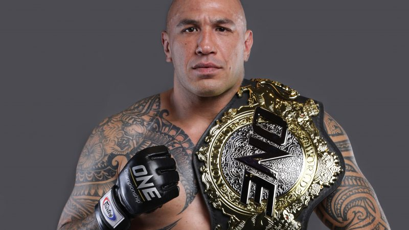 ONE Championship: Brandon Vera, Aung La N Sang and Martin Nguyen All Training Together