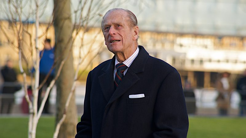 Prince Philip 'wanted to die in his own bed'