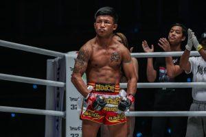 Rodtang Jitmuangnon [ONE Championship photo]