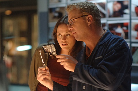 'CSI' reboot with Grissom and Sara all set