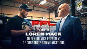 PFL's Loren Mack
