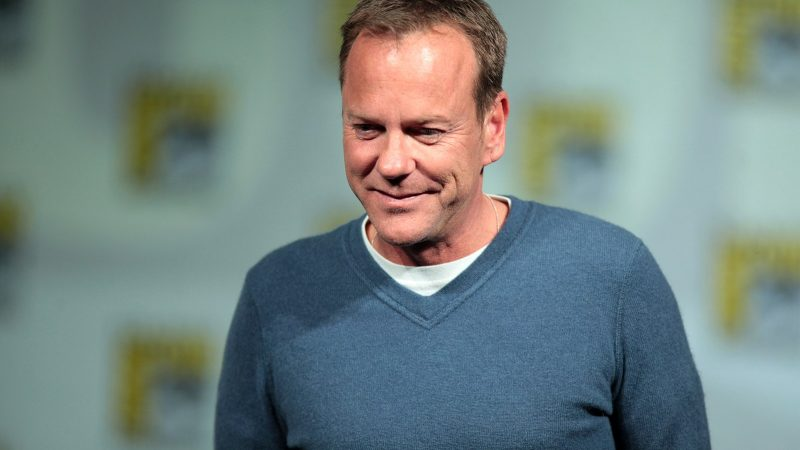 Kiefer Sutherland returns to TV for a new spy series
