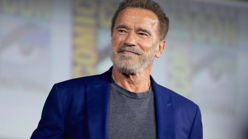 Arnold Schwarzenegger to make TV debut in new Netfix series