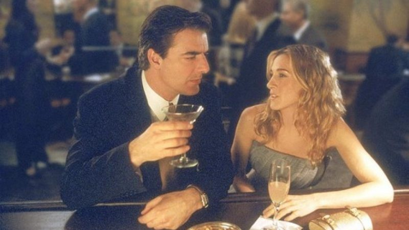 'Sex and the City' reunion brings back Mr. Big