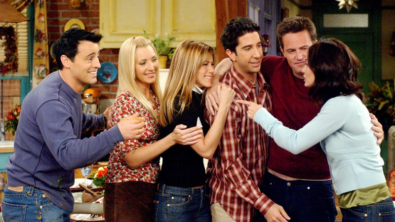 'Friends' reunion very emotional, says Courteney Cox