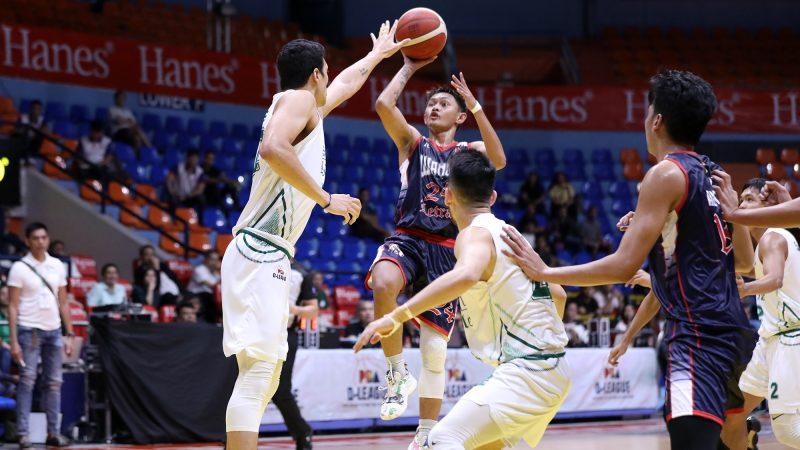 Cardona, Yu banner Zamboanga City team in VisMin-Mindanao