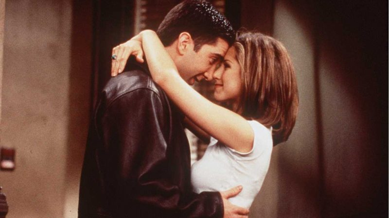 'Friends' reunion: Jennifer Aniston, David Schwimmer admitted they liked each other