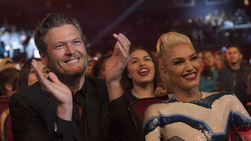 Getting hitched! Gwen Stefani and Blake Shelton excited for wedding day