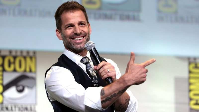 """Zack Snyder To Direct Sci-fi Adventure Film """"Rebel Moon"""" For Netflix"""