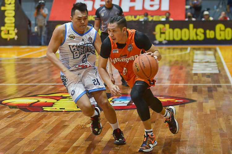 Home team Pagadian rolled to its third-straight win at the expense of Kapatagan, 95-67, in the 2021 Chooks-to-Go Pilipinas VisMin Super Cup, at the City Gymnasium here, Saturday.