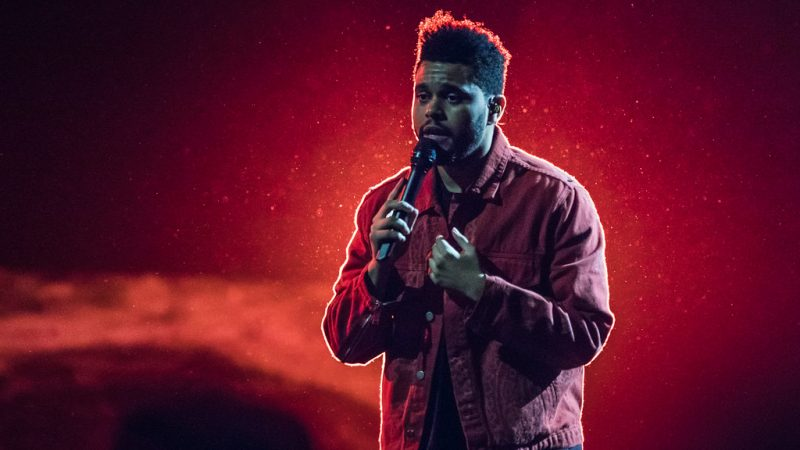 The Weeknd to lead and produce an HBO TV show