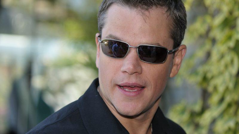 Matt Damon: 'I hope people take the COVID-19 vaccine seriously'