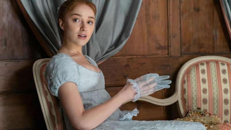 'Bridgerton' season 2 filming halted 'indefinitely'